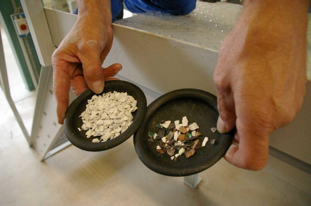 pvc pellets extrusion